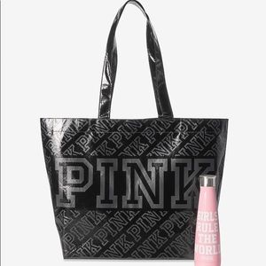 *NWT* VS PINK S'Well Water Bottle & Tote